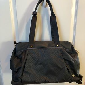 Great Lululemon duffle bag